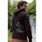 Noorderzon hooded sweater rug 2012