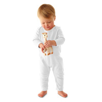 Continental Clothing ep organic baby jumpsuit white