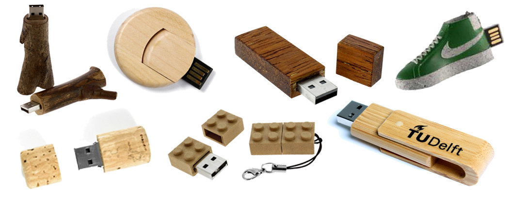duurzame usb sticks