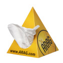 tissue box piramide