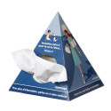 tissue box pyramide tellsomeone