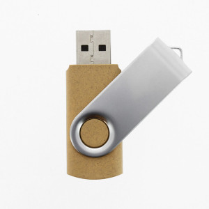 eco usb sticks - voorbeeld: usb stick swivel
