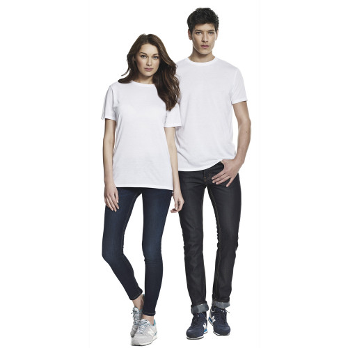 Continental Clothing recycled polyester t-shirt