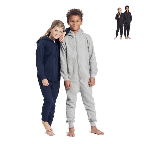 Neutral kids jumpsuit