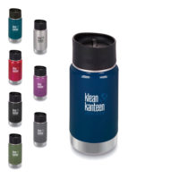 Klean Kanteen wide vacuum insulated