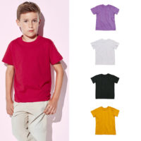 t-shirt crewneck for kids