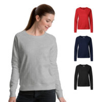 Neutral ladies sweatshirt