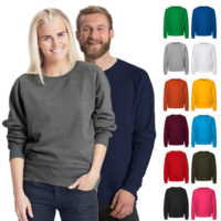 Neutral unisex sweatshirt