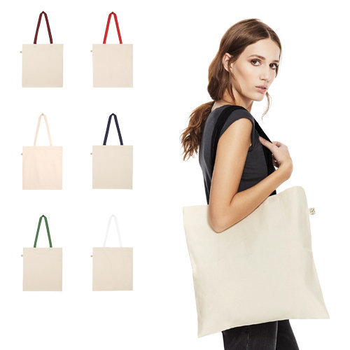 continental clothing heavy shopper tote bag