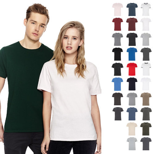 Continental Clothing unisex jersey t-shirt