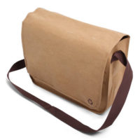 washed craft shoulderbag