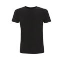 Continental Clothing bamboo jersey t-heren black
