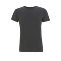 Continental Clothing bamboo jersey t-heren charcoal