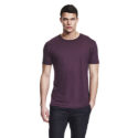 Continental Clothing bamboo jersey t heren eggplant