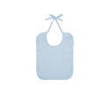 Continental Clothing organic bib soft blue