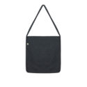 Continental Clothing Salvage tote sling bag melange black
