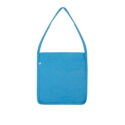Continental Clothing Salvage tote sling bag melange mid blue