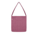 Continental Clothing Salvage tote sling bag melange plum