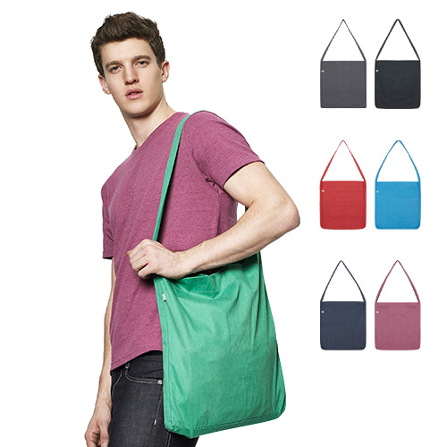 Continental Clothing Salvage tote sling bag