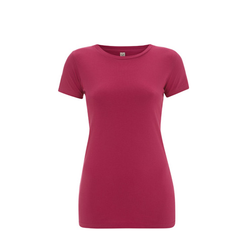 Red Polo Shirt Womens