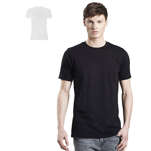 Continental Clothing Mens organic classic stretch T-shirt