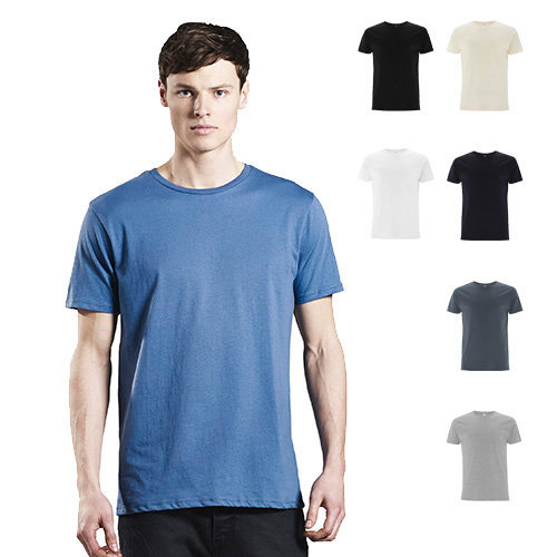 Continental Clothing Mens organic standard T-shirt
