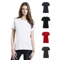 continental clothing womens classic organic T-shirts