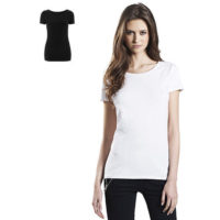 Continental Clothing Womens organic classic stretch T-shirt