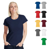 Neutral ladies classic T