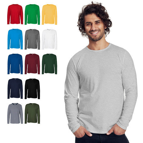 Neutral mens ls shirt