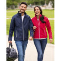 dames bionic softshell jacket model duo