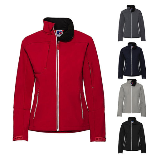 dames bionic softshell jacket