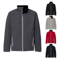 heren bionic softshell jacket