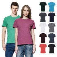 Continental Clothing Salvage heren t-shirt