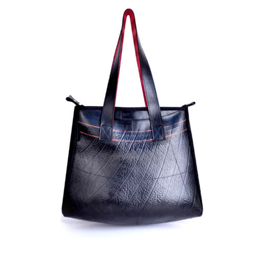 Ecowings Rocklane ladies bag - tas van autobanden