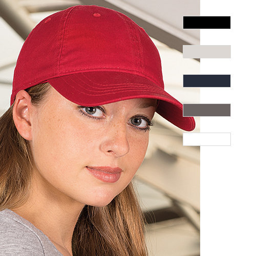 Organic cap unstructured