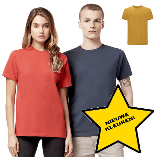 Continental Clothing mens heavy T