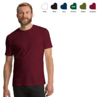 Neutral mens interlock t