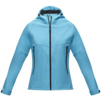 Soltan softshell jack women NXT blue