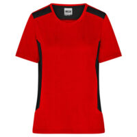 Green Premium ladies workwear t-shirt